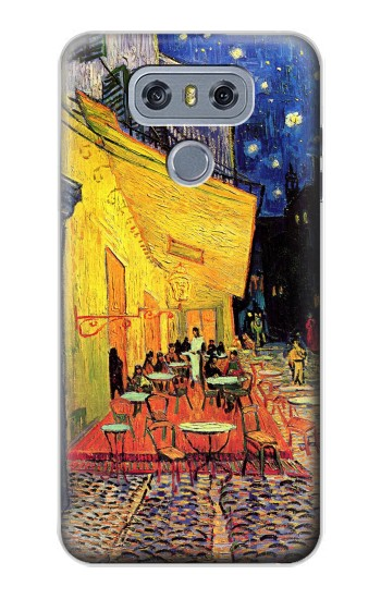 Printed Van Gogh Cafe Terrace alcatel Hero 2 Case