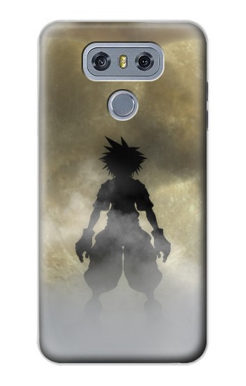 Printed Kingdom Hearts Sora alcatel Hero 2 Case