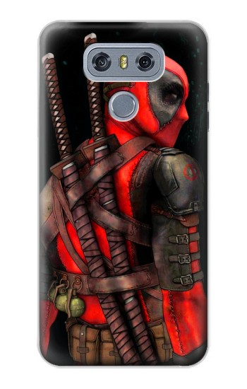 Printed Deadpool 2 alcatel Hero 2 Case