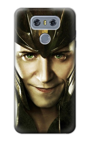 Printed Loki Face Asgard alcatel Hero 2 Case