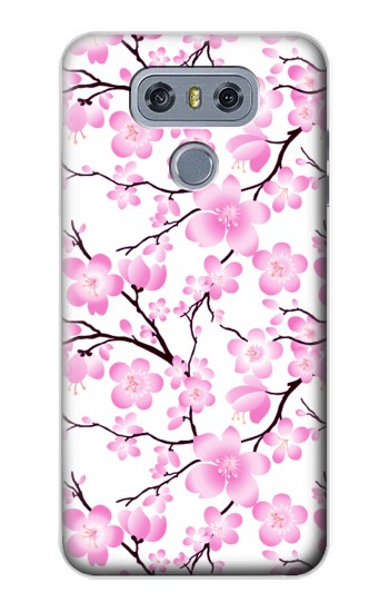 Printed Sakura Cherry Blossoms alcatel Hero 2 Case