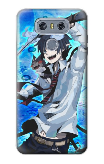 Printed Ao no Exorcist Blue Exorcist Rin Okumura alcatel Hero 2 Case