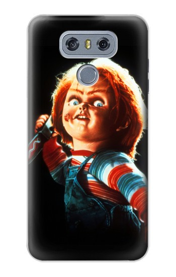Printed Chucky With Knife alcatel Hero 2 Case