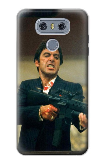 Printed Scarface Al Pacino alcatel Hero 2 Case