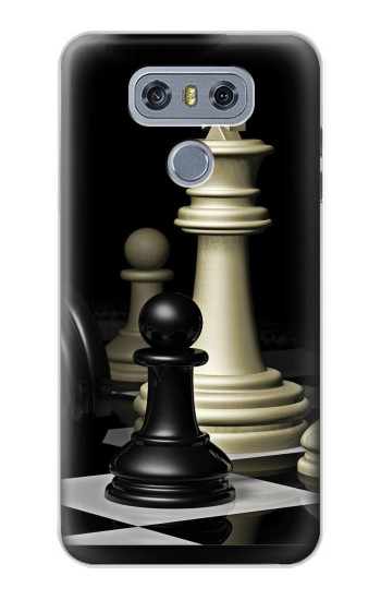 Printed Chess King alcatel Hero 2 Case