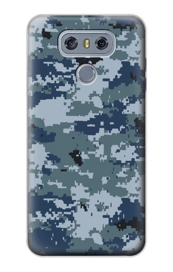 Printed Navy Camo Camouflage Graphic alcatel Hero 2 Case