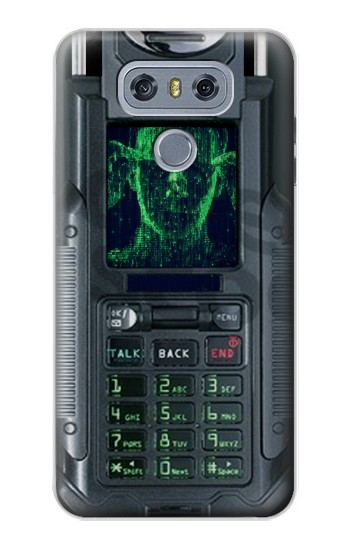 Printed The Matrix Mobile Phone Graphic Printed alcatel Hero 2 Case