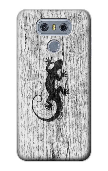 Printed Gecko Wood Graphics Printed alcatel Hero 2 Case