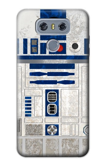 Printed Vintage R2D2 Minimalist alcatel Hero 2 Case