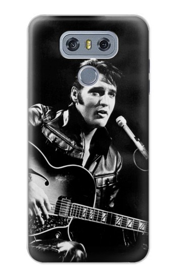 Printed Elvis Presley Live Concert alcatel Hero 2 Case