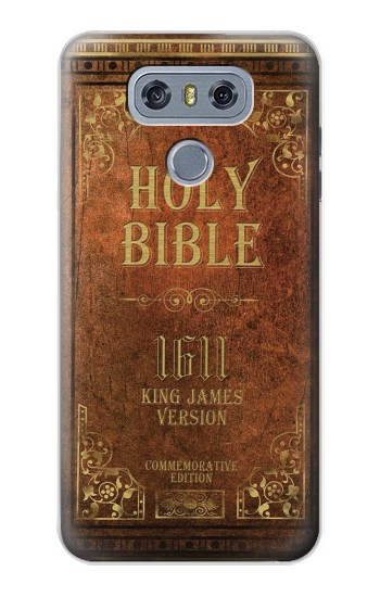 Printed Holy Bible 1611 King James Version alcatel Hero 2 Case