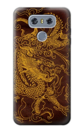 Printed Chinese Dragon alcatel Hero 2 Case