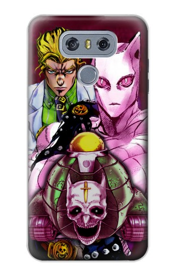 Printed Jojo Bizarre Adventure Kira Yoshikage Killer Queen alcatel Hero 2 Case