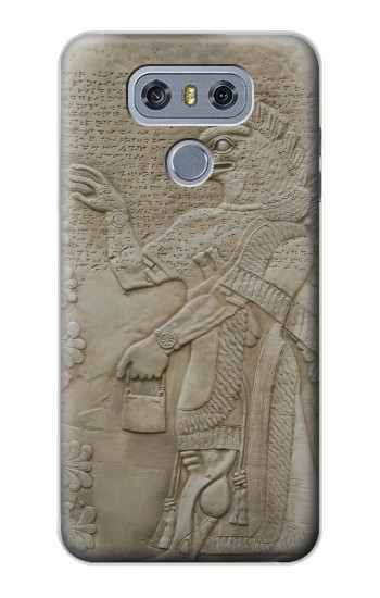 Printed Babylonian Mesopotamian Art alcatel Hero 2 Case