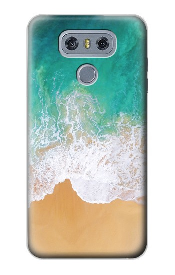 Printed Sea Beach alcatel Hero 2 Case