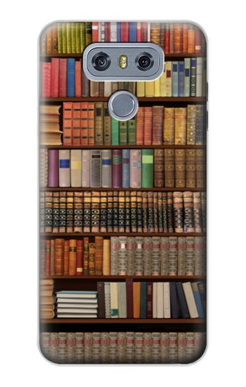 Printed Bookshelf alcatel Hero 2 Case