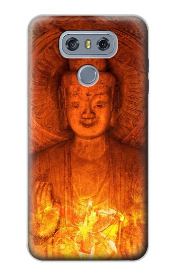 Printed Buddha Spiritual Holy Lights alcatel Hero 2 Case