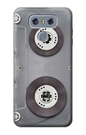 Printed Cassette Tape alcatel Hero 2 Case