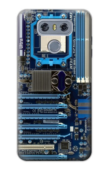 Printed Computer Motherboard alcatel Hero 2 Case
