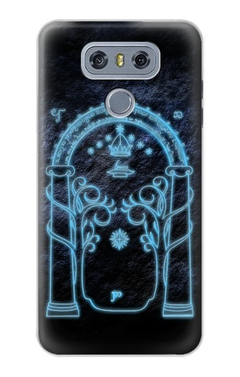 Printed Lord of The Rings Mines of Moria Gate alcatel Hero 2 Case