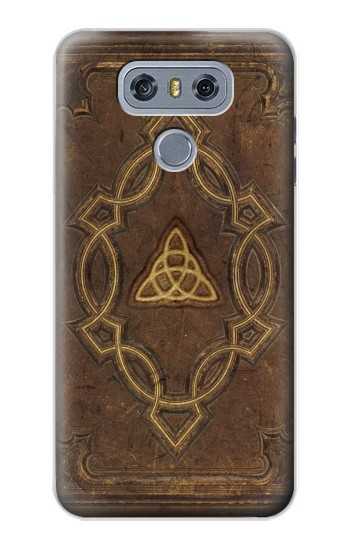 Printed Spell Book Cover alcatel Hero 2 Case
