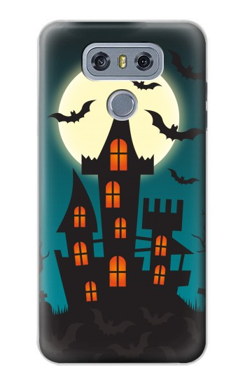 Printed Halloween Festival Castle alcatel Hero 2 Case