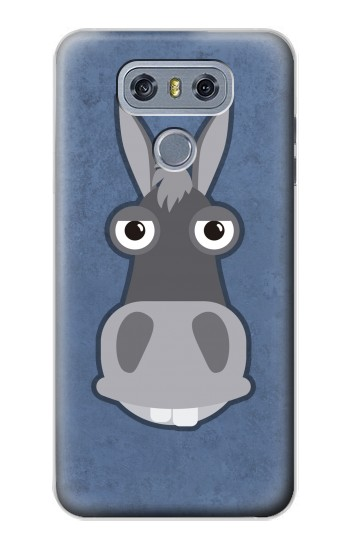 Printed Donkey Cartoon alcatel Hero 2 Case