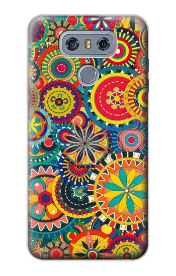 Printed Colorful Pattern alcatel Hero 2 Case