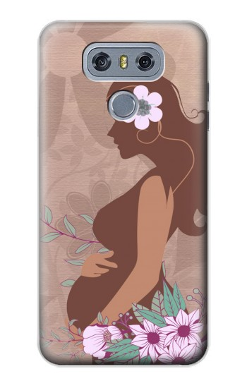 Printed Pregnant Mommy Baby alcatel Hero 2 Case