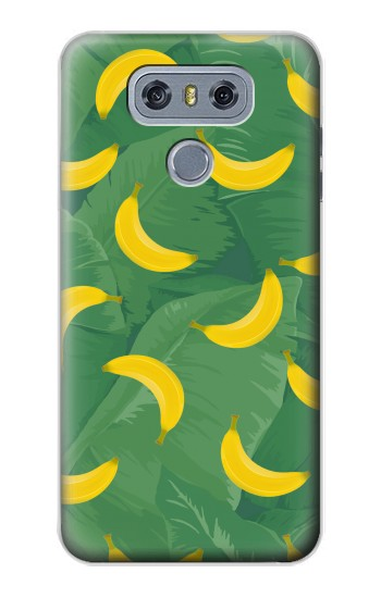 Printed Banana Fruit Pattern alcatel Hero 2 Case