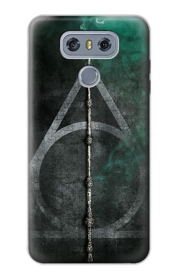 Printed Harry Potter Magic Wand alcatel Hero 2 Case