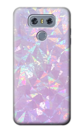 Printed Iridescent Holographic Photo Printed alcatel Hero 2 Case