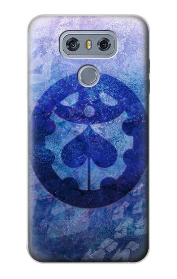 Printed Jojos Bizarre Adventure Giorno Symbol alcatel Hero 2 Case