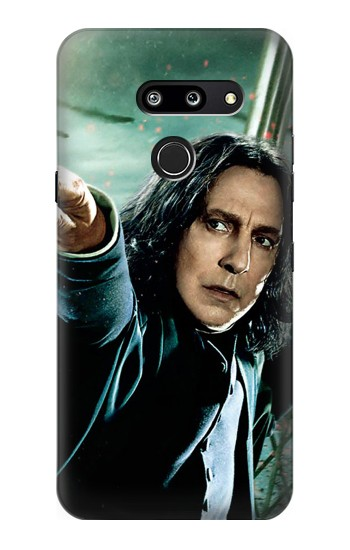 Printed Harry Potter Snape LG G8 ThinQ Case
