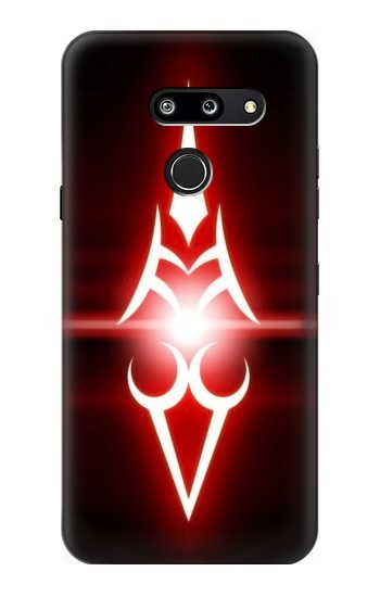 Printed Fate Stay Night Saber Command Spells LG G8 ThinQ Case