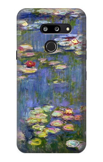 Printed Claude Monet Water Lilies LG G8 ThinQ Case