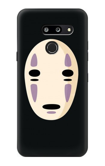 Printed Spirited Away No Face LG G8 ThinQ Case