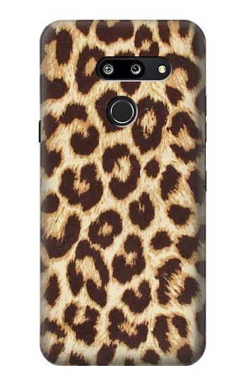 Printed Leopard Pattern Graphic Printed LG G8 ThinQ Case