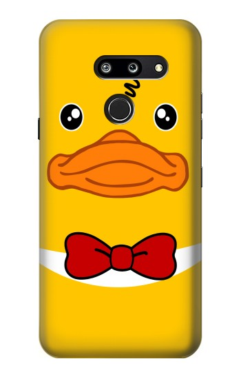 Printed Yellow Duck LG G8 ThinQ Case