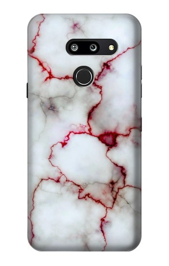 Printed Bloody Marble LG G8 ThinQ Case