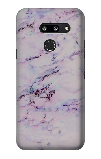 Printed Seamless Pink Marble LG G8 ThinQ Case