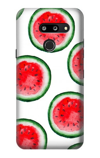 Printed Watermelon Pattern LG G8 ThinQ Case
