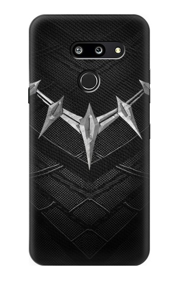 Printed Black Panther Inspired Costume Necklace LG G8 ThinQ Case