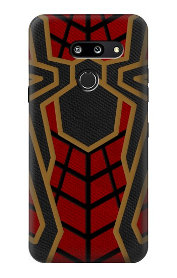 Printed Spiderman Inspired Costume LG G8 ThinQ Case