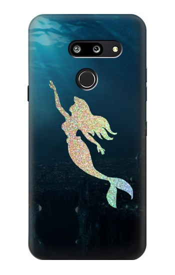 Printed Mermaid Undersea LG G8 ThinQ Case