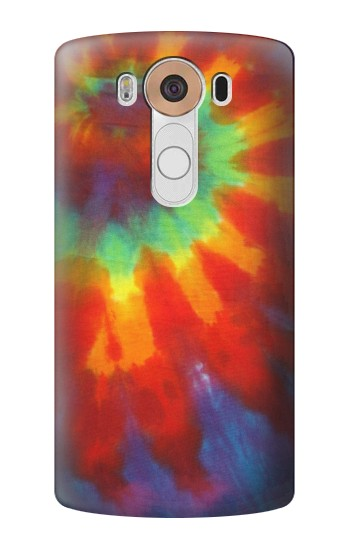 Printed Colorful Tie Dye Fabric Texture LG V10 Case