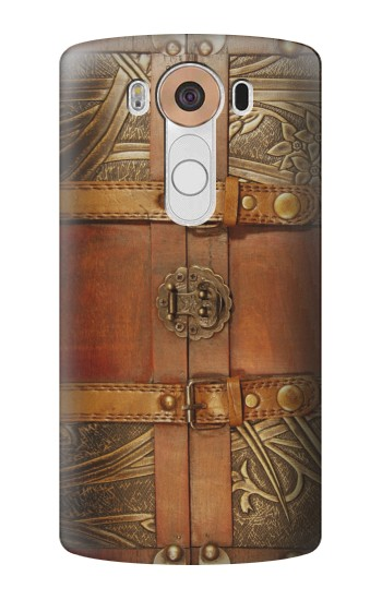 Printed Treasure Chest LG V10 Case