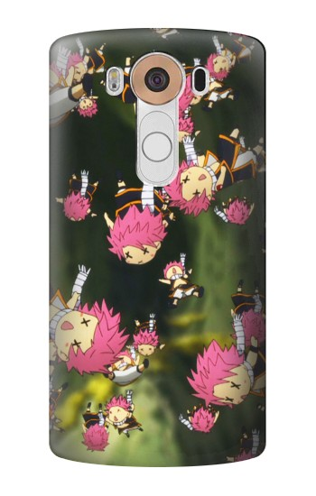 Printed Fairy Tail Little Natsu Fall LG V10 Case