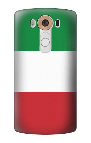 Printed Flag of Italy and Mexico LG V10 Case