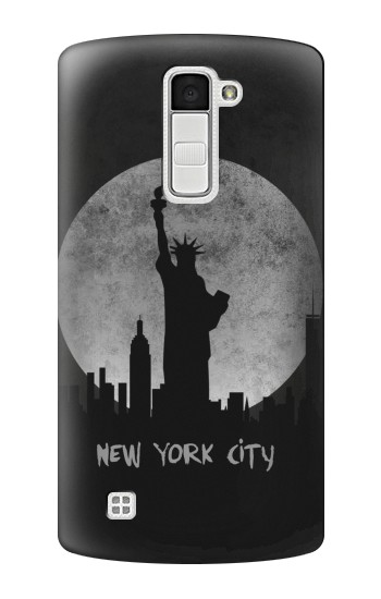 Printed New York City LG K10 Case